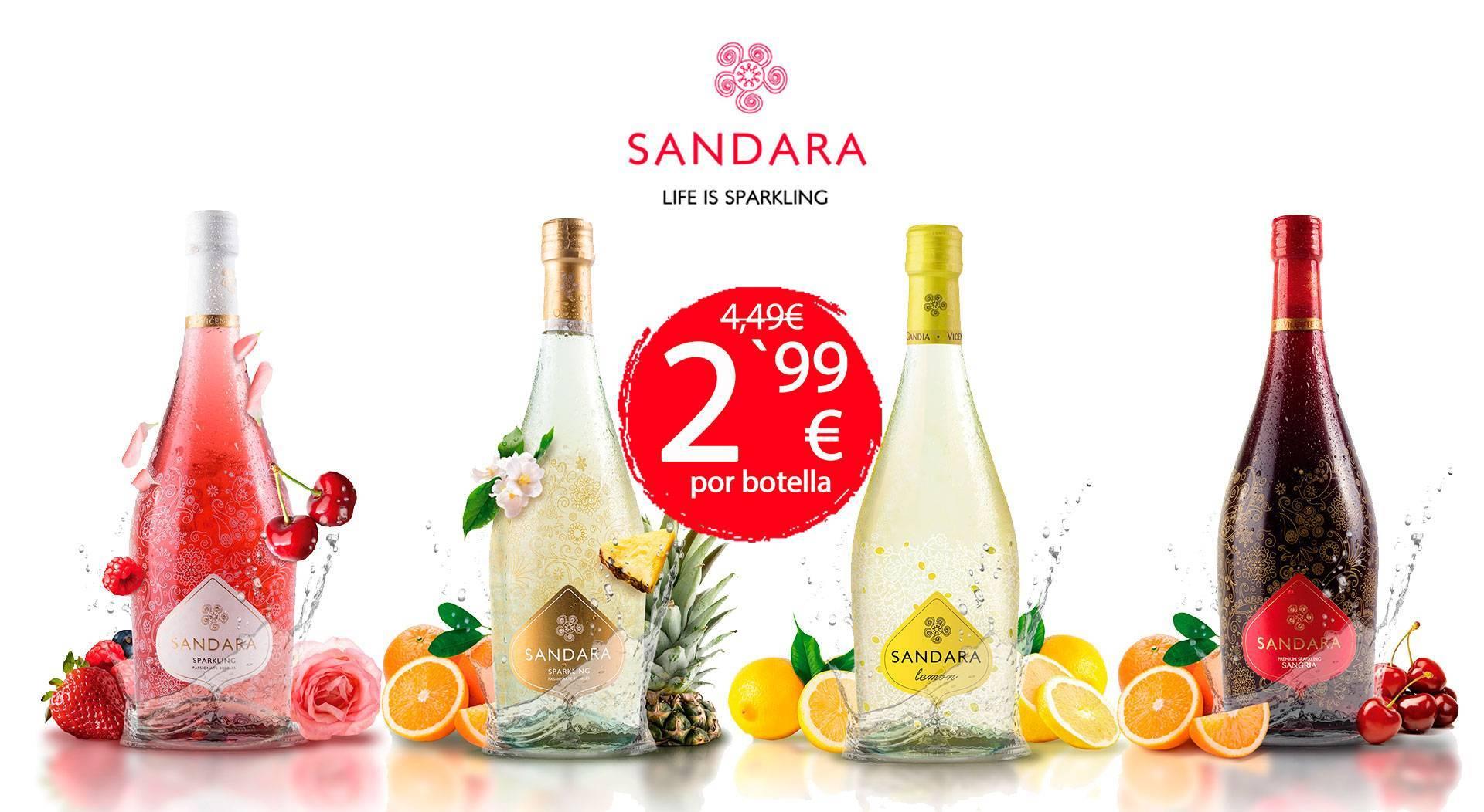 Oferta Sandara