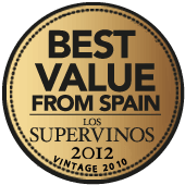 Supervino del año en la guía Los Supervinos 2016 (añada 2015)