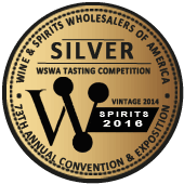 Medalla de Plata en WSWA Wine & Spirits Wholesalers of America 2017 (USA) (añada 2014)