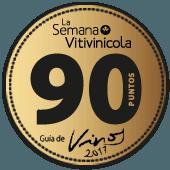 90 puntos en La Semana Vitivinícola 2017