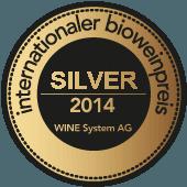 Medalla de Plata en Internationaler Bioweispreis 2014 (Alemania)