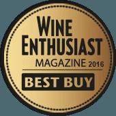 Mejor Calidad/Precio en Wine Enthusiast 2016 (USA)