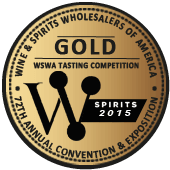 Medalla de Oro en WSWA Wine & Spirits Wholesalers of America 2015 (USA)