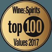 Top 100 Mejor Calidad-Precio en Wine & Spirits Magazine 2017 (USA)