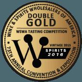 Medalla Doble Oro en WSWA Wine & Spirits Wholesalers of America 2016 (USA) (añada 2015)