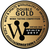 Medalla Doble Oro en WSWA Wine & Spirits Wholesalers of America 2017 (USA) (añada 2013)