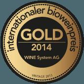 Medalla de Oro en Internationai Biopreis 2014 (Alemania) (añada 2013)