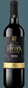Vino de Reserva Utiel Requena-Hoya-de-Cadenas-Reserva-Privada-botella