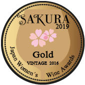 Medalla de Oro en Sakura Awards 2019 Japón (añada 2016)