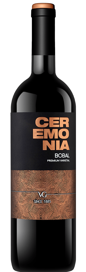Vino Tinto Premium Bobal Utiel Requena Ceremonia