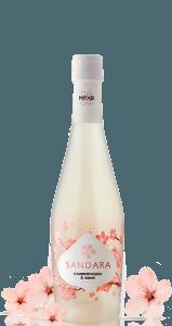 sandara chardonnay sake botella
