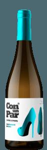 vino blanco Sauvignon Blanc D.O. Valencia CON UN PAR